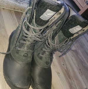 North Face Fleece Lined Boots